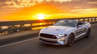 Ford ressuscite la Mustang GT California Special