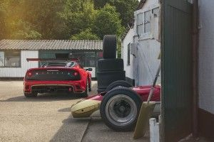 Lotus:  70 ans sur piste à Goodwood