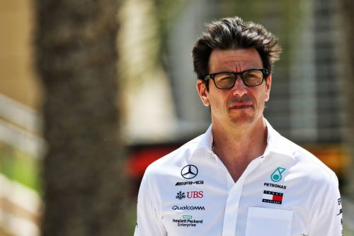 Wolff: Mercedes focused on 'staying out of trouble' in Baku