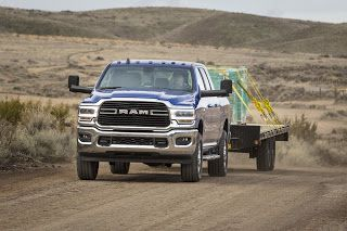 2019 Ram Heavy Duty Lone Star, pour cowboys exigeants
