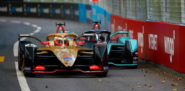 Vergne dreams of F1 and Formula E merging in the future