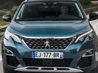 Peugeot songe à lancer un grand SUV