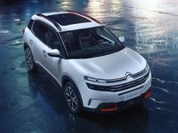 Citroën : le C5 Aircross arrive enfin en Europe