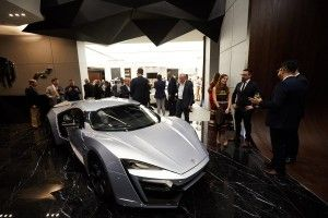 W Motors:  voici la Fenyr SuperSport de série