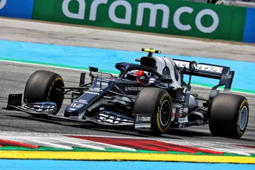 Verstappen leads Gasly in Styrian GP first practice
