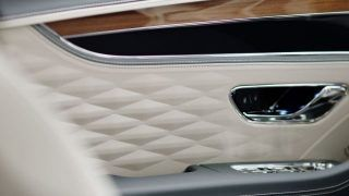 La nouvelle Bentley Flying Spur aura un cuir en 3D