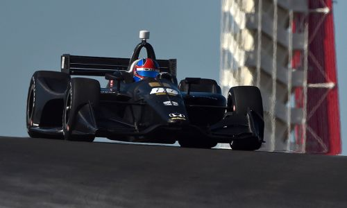 IndyCar still no rival for F1 at COTA