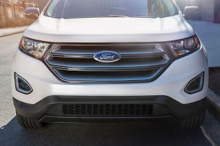 2018 Ford Edge SEL Sport Appearance Package, comme son nom l'indique