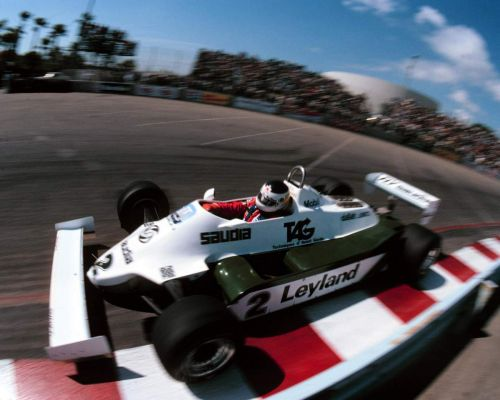 The chips fall the wrong way for Reutemann in Vegas