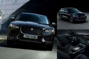 "Le Jaguar F-Pace en version ""300 Sport"""