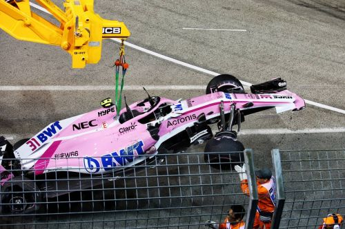Force India ready to bring back team orders after latest Perez/Ocon spat