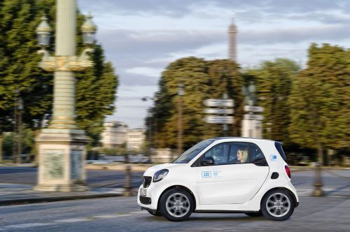 Essai Smart Fortwo EQ:  j'ai conduit la future « Autolib' »