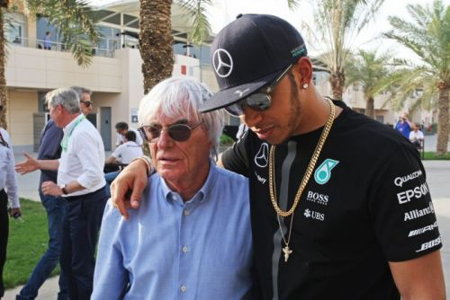 Vettel gets Bernie's vote - Hamilton 'the best and worst' for F1
