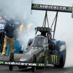 Brittany Force s'impose à Dallas