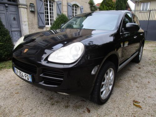 Porsche Cayenne V6 3.2L 250 Cv Tiptronic S « Luxury Edition » 6 vitesses