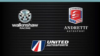 Andretti Autosport et United Autosports s'allient au Walkinshaw Racing