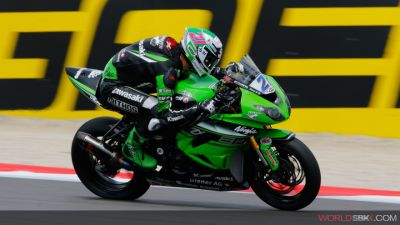 Jerez - Supersport - FP3:  Krummenacher enfonce le clou