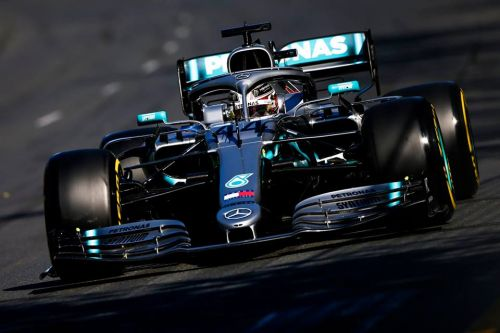 Australie - Qualifications:  Hamilton exact au rendez-vous !