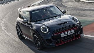 Los Angeles 2019:  Nouvelle MINI John Cooper Works GP