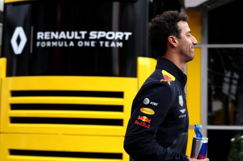Ricciardo felt 'positive vibe' with McLaren before Renault move