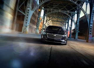 2019 Cadillac CT6-V, futur collector
