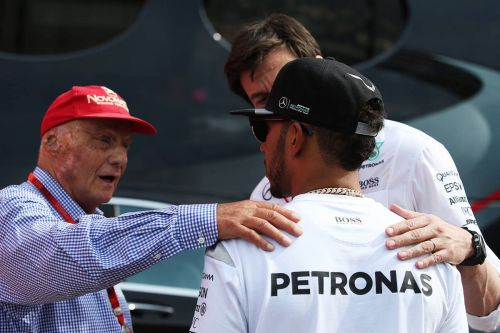 Wolff feels like 'a zombie' since Lauda's passing