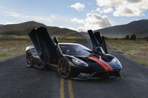 Ford GT (2017):  zoom sur ses innovations