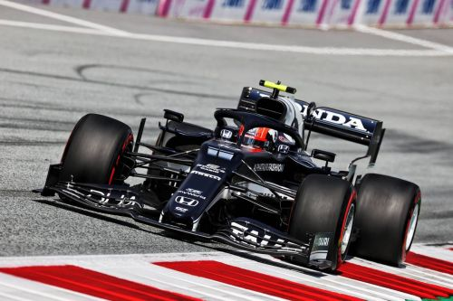 Gasly buoyed by 'very good lunch' with Marko