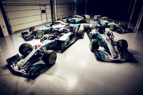 W09 joins the Silver Arrows club of world champions