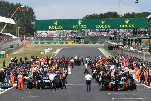 Silverstone: Fate of British GP rounds rests with UK government