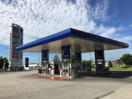 Gas Station (437)