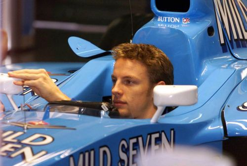Button sees shades of his former rookie self in Albon