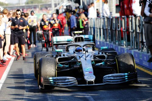 Ralf Schumacher saw no 'new Bottas' in Melbourne