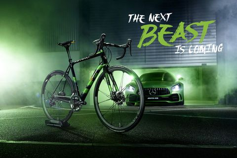 Mercedes-AMG Rotwild R.S2 Limited Edition Beast of the Green Hell