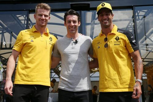 Three winners come together for one Triple Crown