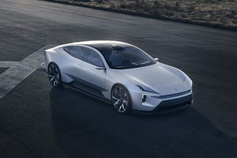 Le concept Polestar Precept entrera en production