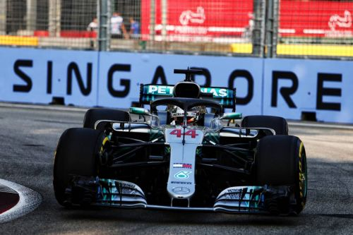 Vettel unassailable in final free practice session at Singapore