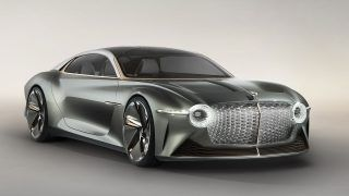 Bentley EXP100 GT Concept