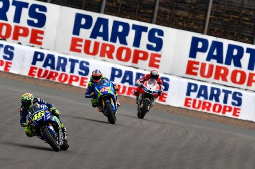 Parts Europe en MotoGP jusqu'en 2019
