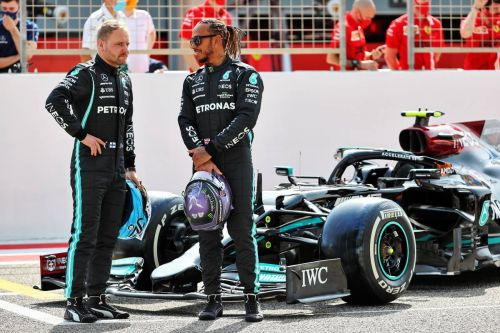 Button: Mercedes 'has to move on' from Bottas