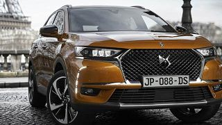 La DS 7 Crossback arrive en Colombie