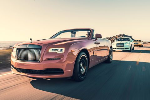 Rolls-Royce Pebble Beach Collection