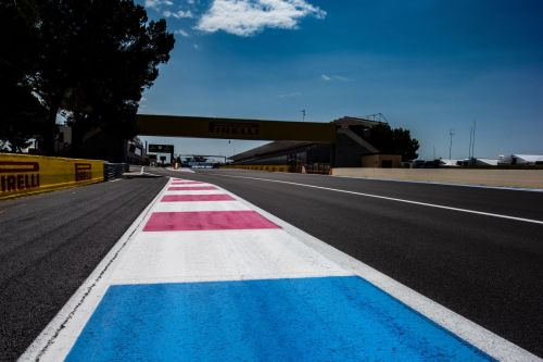 French GP: Thursday's build-up in pictures