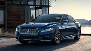 Lincoln Continental Rhapsody, in Blue