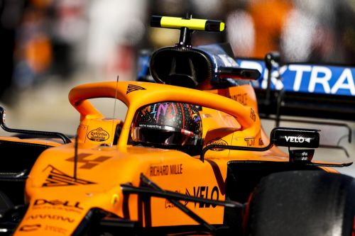 McLaren to stick with new nose concept in Portugal
