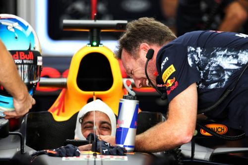 Red Bull 'did everything it could' to retain Ricciardo