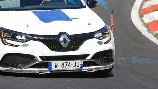 La future Renault Ménage RS Trophy surprise