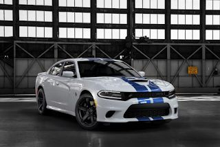 2019 Dodge Charger SRT Hellcat, de nouveaux strippings