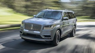 New York 2017:  Lincoln Navigator