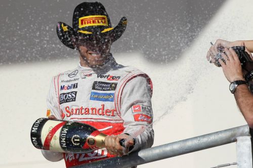 2012: Austin welcomes Formula 1 back to Texas!